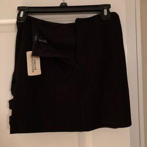 Forever 21 Black Mini-Skirt